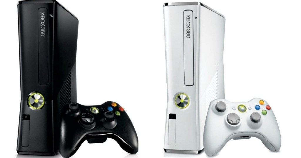Gamestop Refurbished Microsoft Xbox 360 Console W