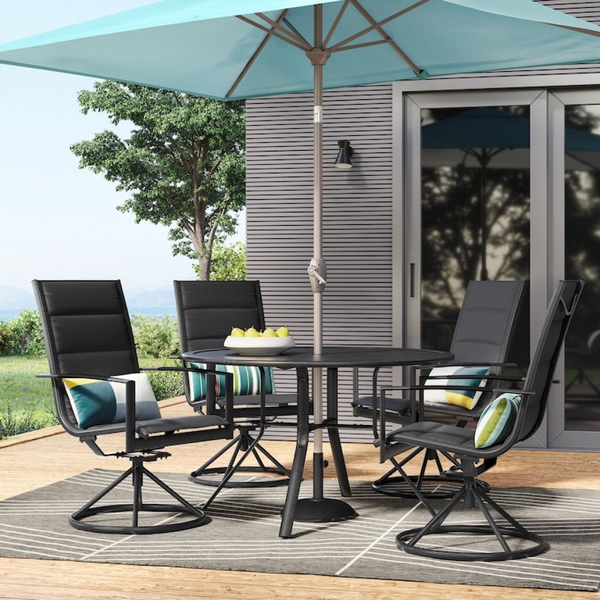 Patio Sets & Tables Two 5