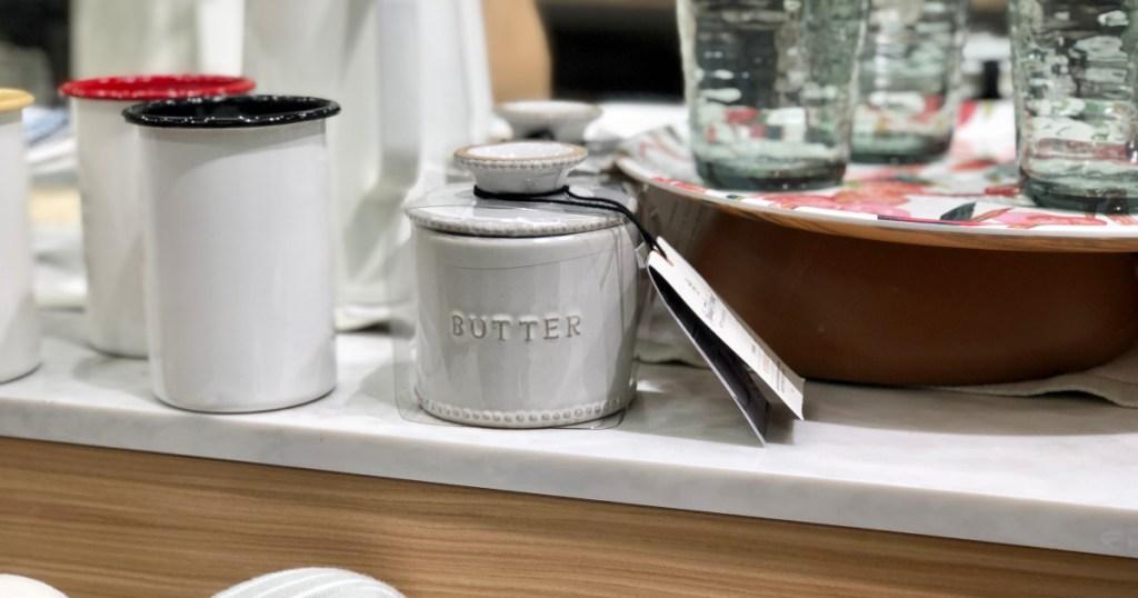 hearth & hand butter server