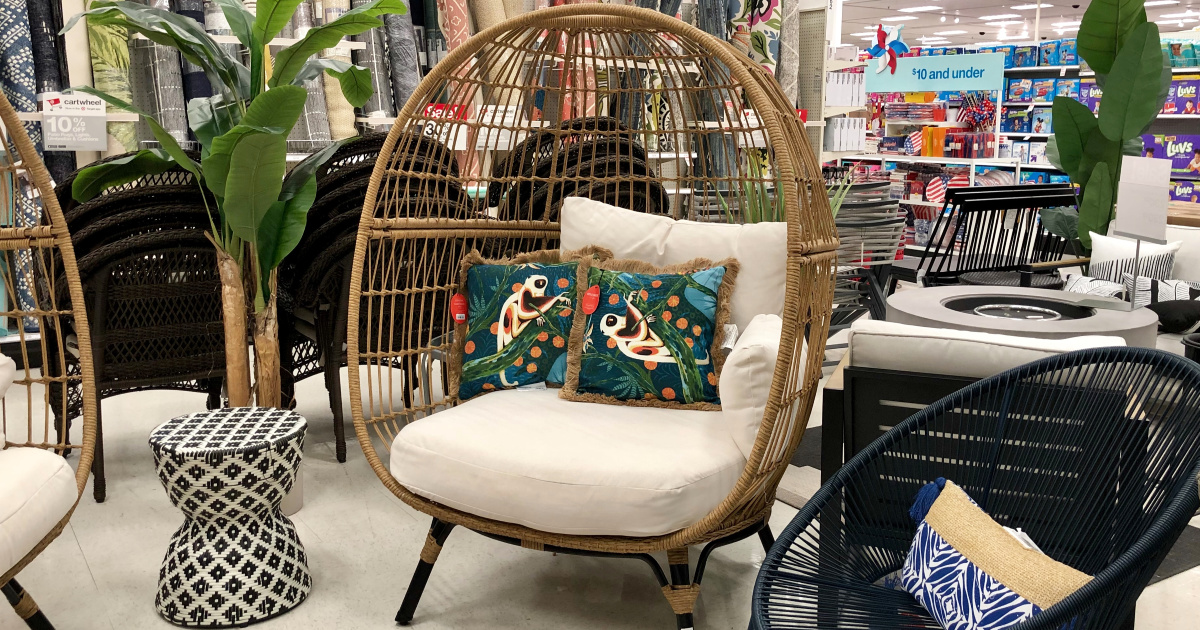 Opalhouse Southport Patio Egg Chair Only 27999 at Target