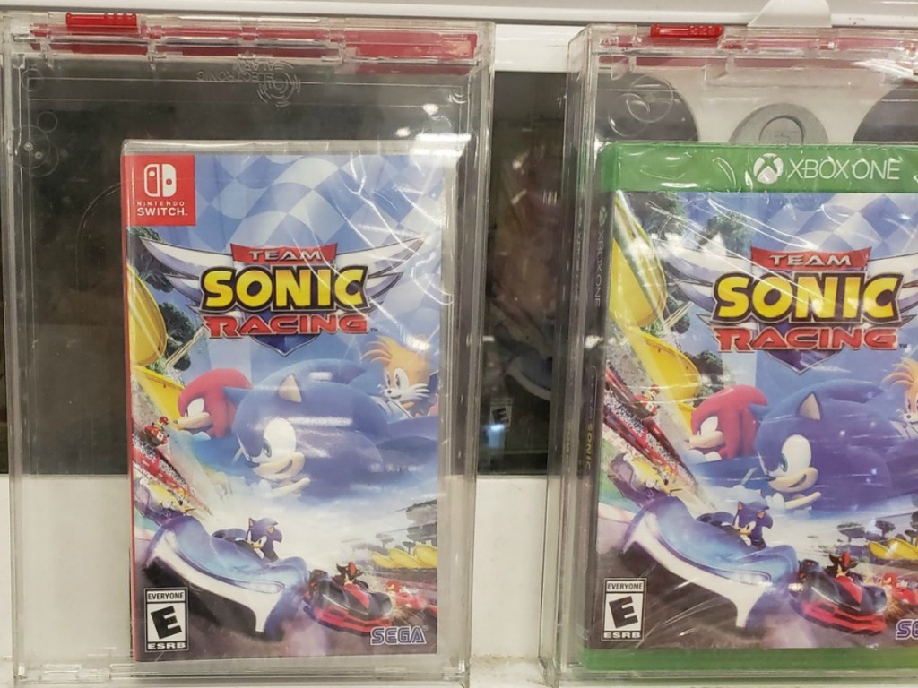 Team Sonic Racing Only 29 99 At Target Ps4 Nintendo