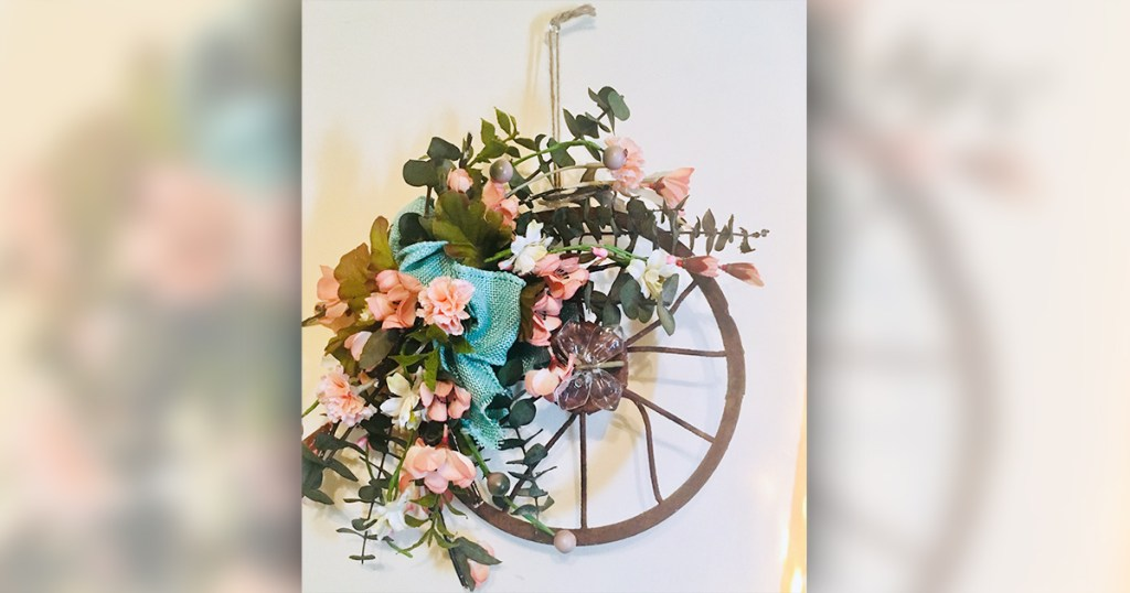 these clever wreaths are