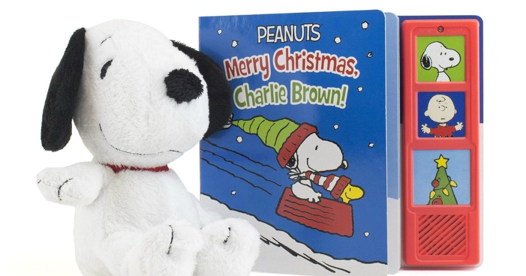 peanuts merry christmas charlie
