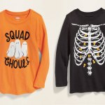 Old Navy Glow In The Dark Halloween Pjs Only 4 50 Shipped