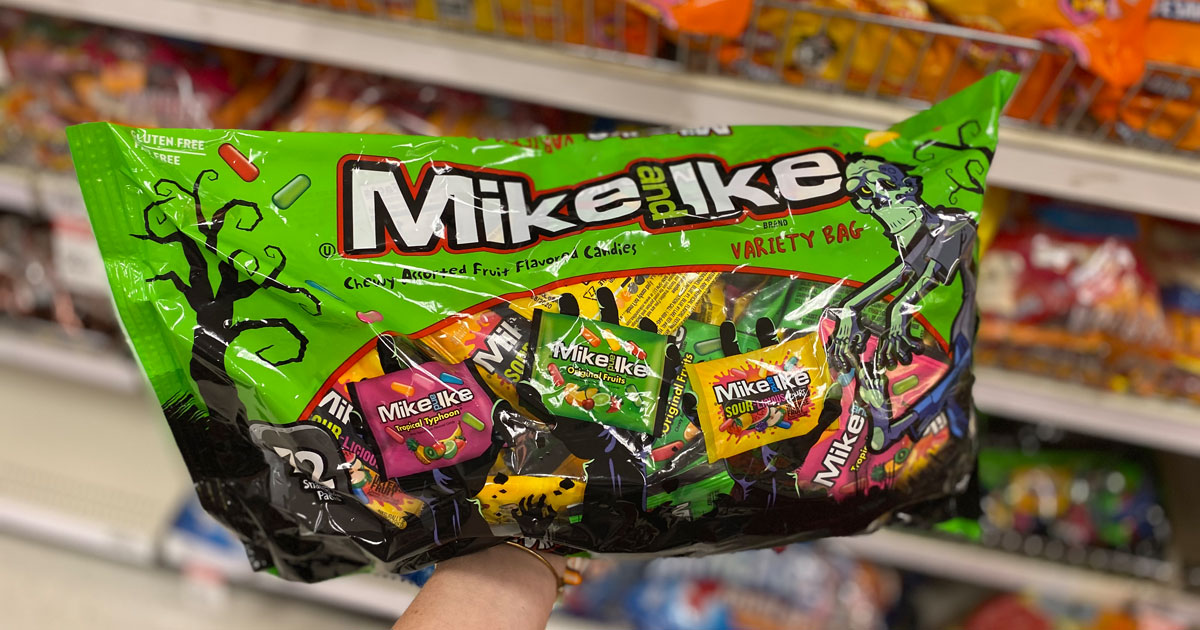 Shop today to find halloween snacks at incredible prices. Halloween Candy Large Bags Just 5 Each At Target Mike Ike Hershey S Skittles More