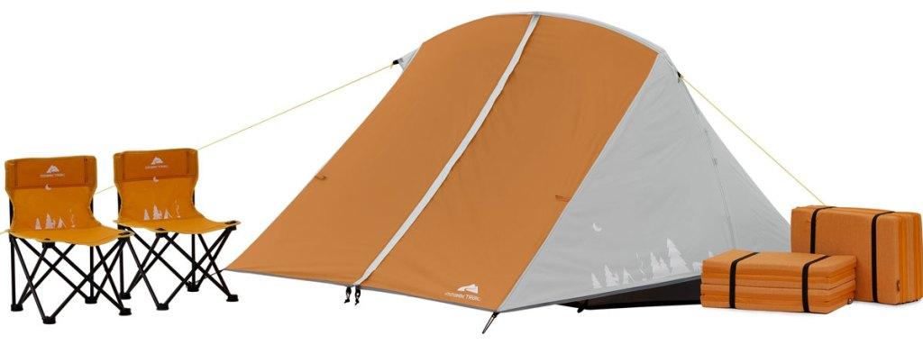 ozark trail kids camping set only 39