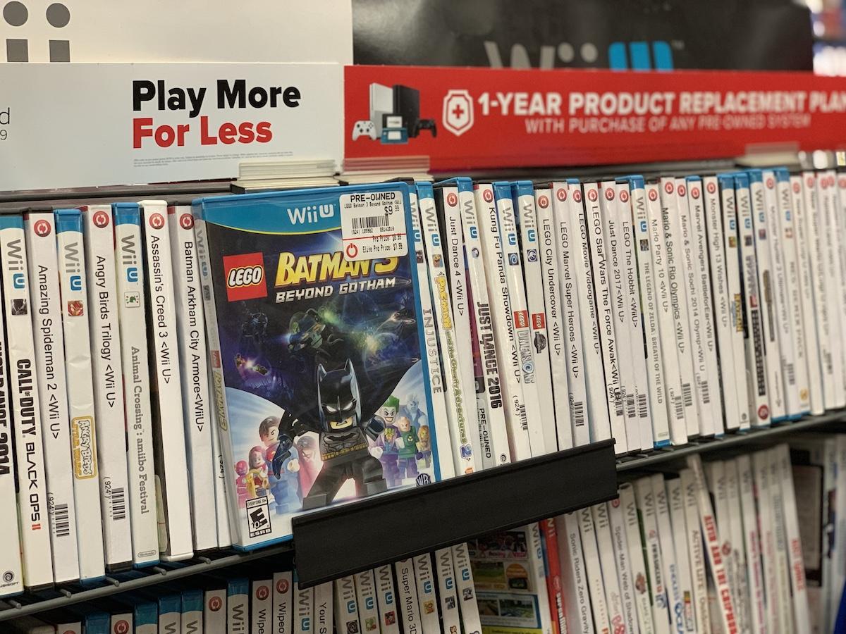 Gamestop Black Friday 2019 Bogo Video Games Nintendo Switch