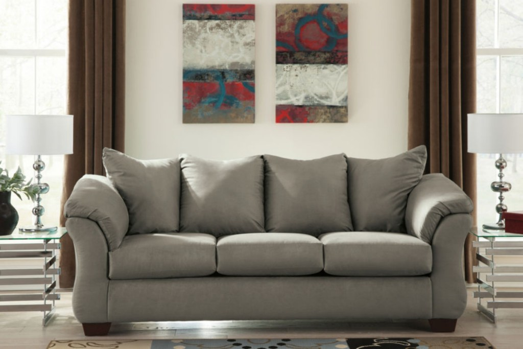 Up To 70 Off Signature Design By Ashley Sofas With Free