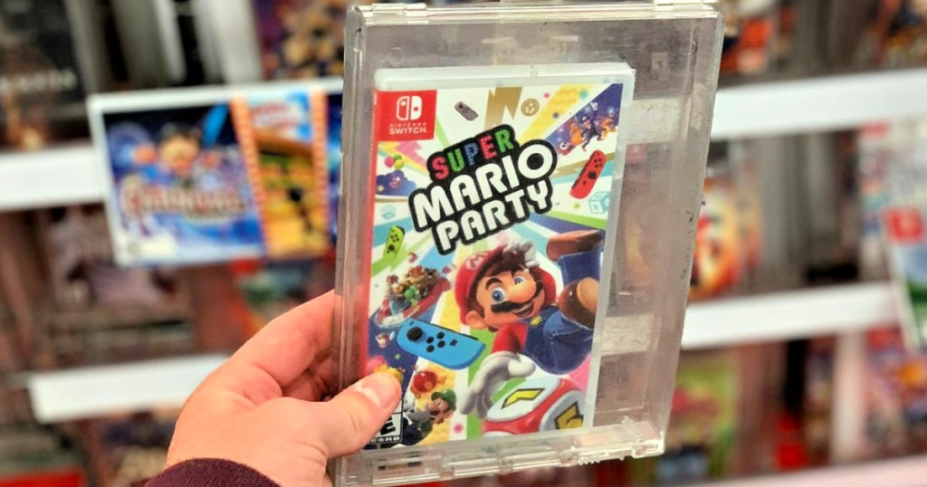 Up To 25 Off Popular Nintendo Switch Video Games Mario