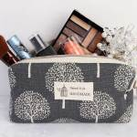 Cute Cosmetic Bags Just 7 99 Shipped Regularly 20 5 Adorable Prints To Choose From Hip2save