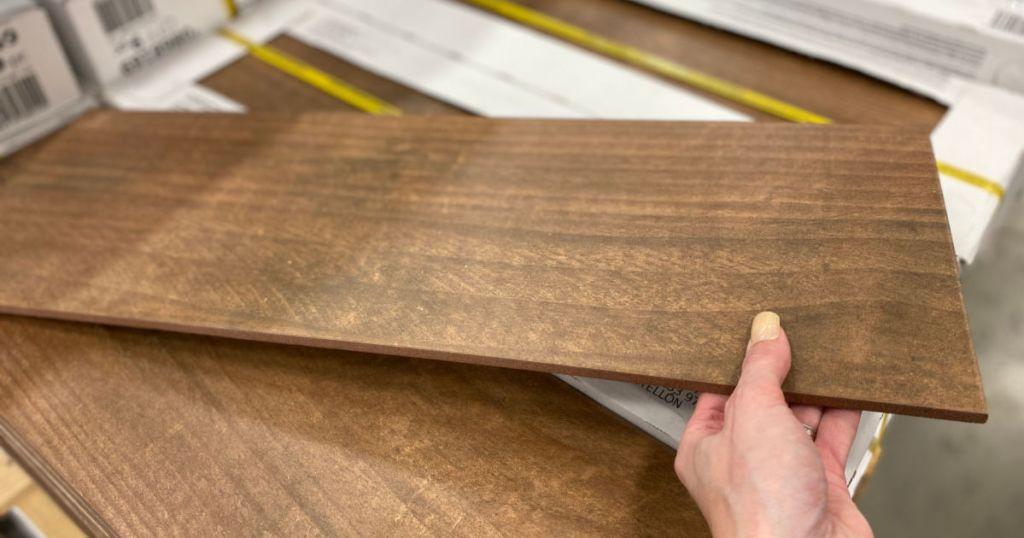 hardwood look ceramic tile only 79 per