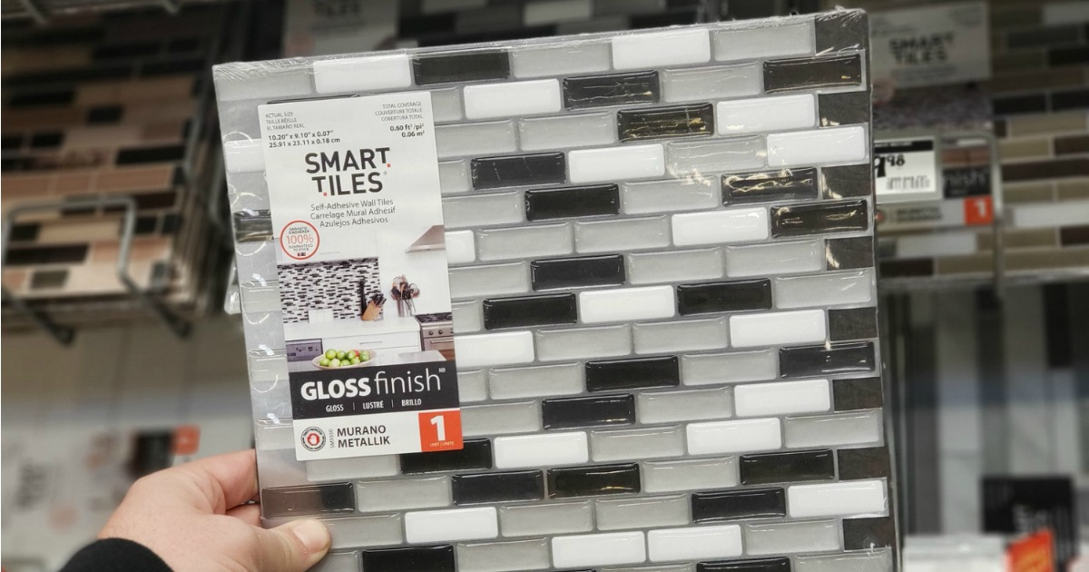 up to 65 off peel stick wall tiles