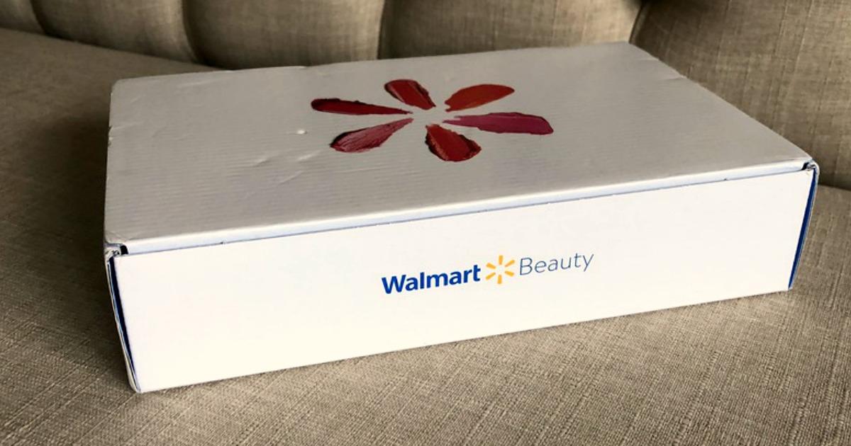 walmart beauty box only 5 shipped