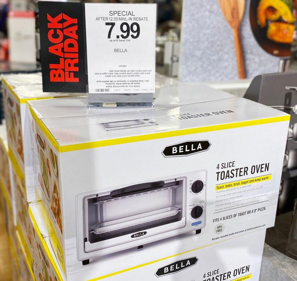 bella kitchen appliances only 7 99