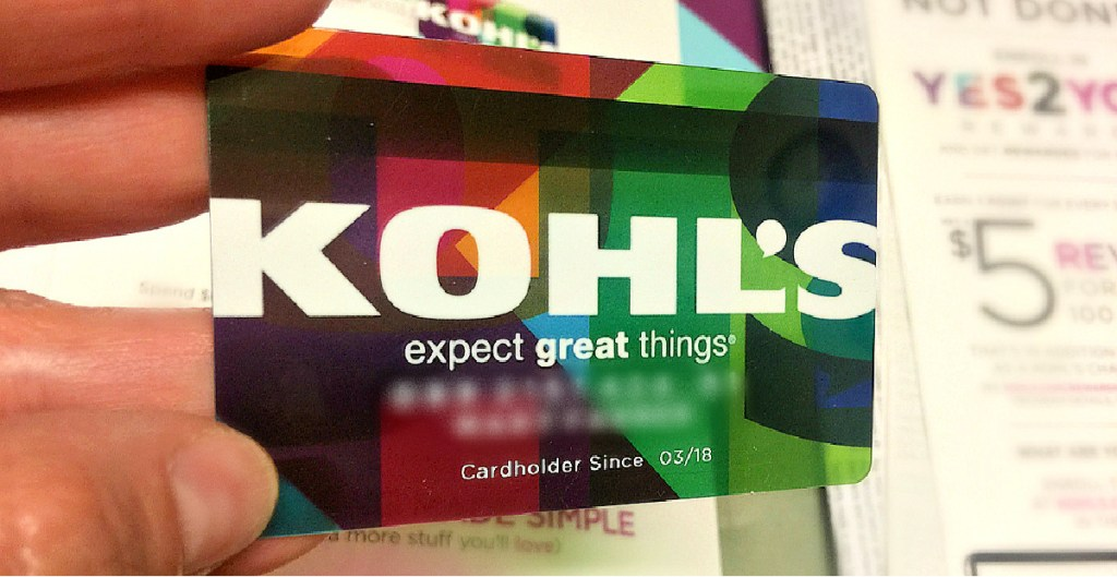 We can help you find the credit card that matches your lifestyle. New Kohl S Cardholder Promo Codes Free Shipping Offer Hip2save