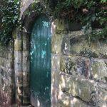 Fairytale Doorway in a wall