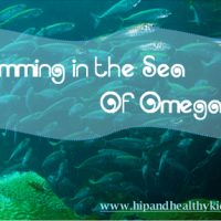 Swimming in the Sea of Omega-3