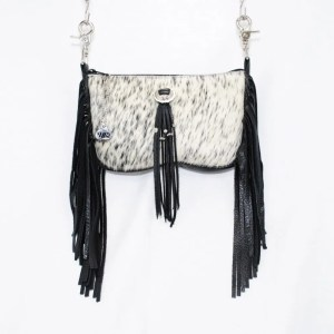 Side Fringe Hip Bags