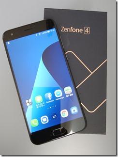 ZenFone 4(ZE554KL)はゲームマーにおすすめの優れたスマホ