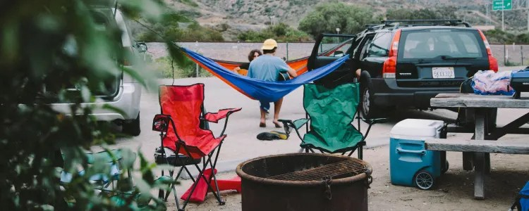 san onofre i housing is just minutes away Best Camping In And Near San Onofre State Beach