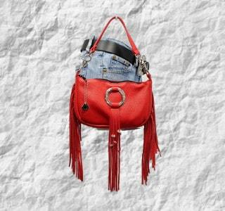 Conceal and Carry Purses with Fringe
