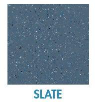 Slate pool colour