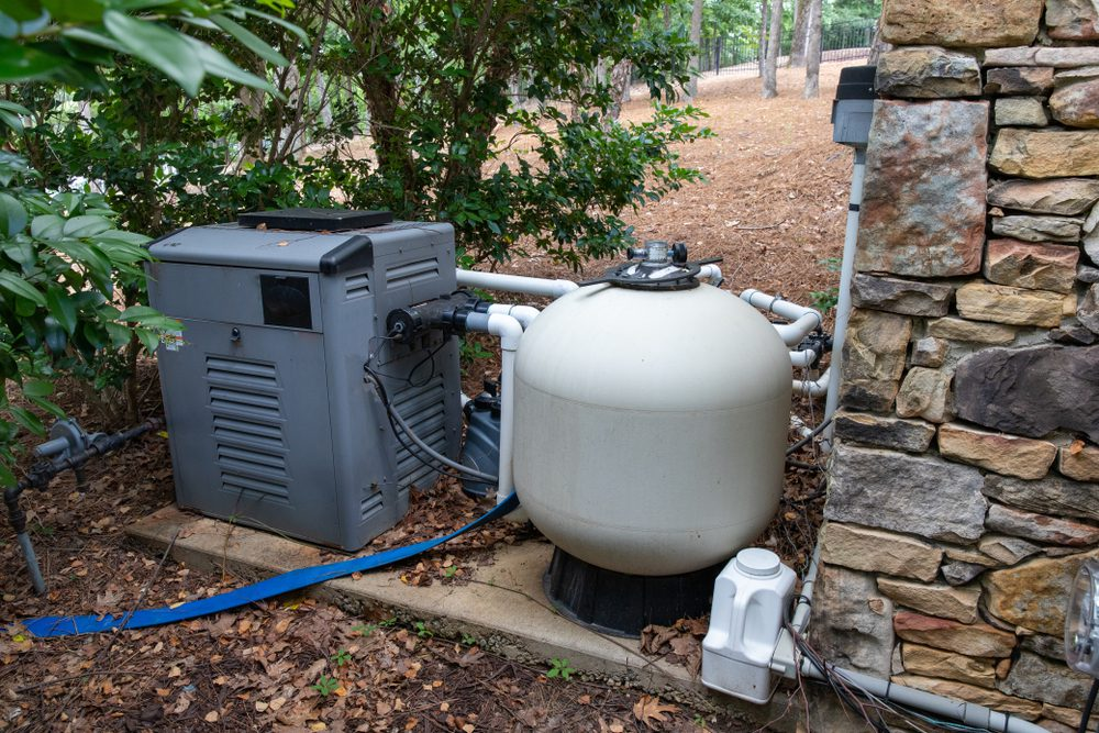 Swimming Pool Filter Systems