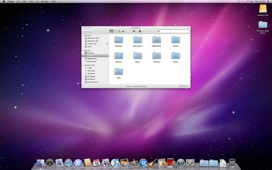 Mac OS X 106 Snow Leopard estar disponible en Septiembre