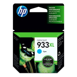 Cartucho HP 933XL 933 CN054AL Ciano