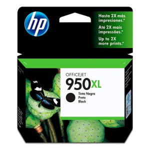 Cartucho HP 950XL 950  CN045AL Preto