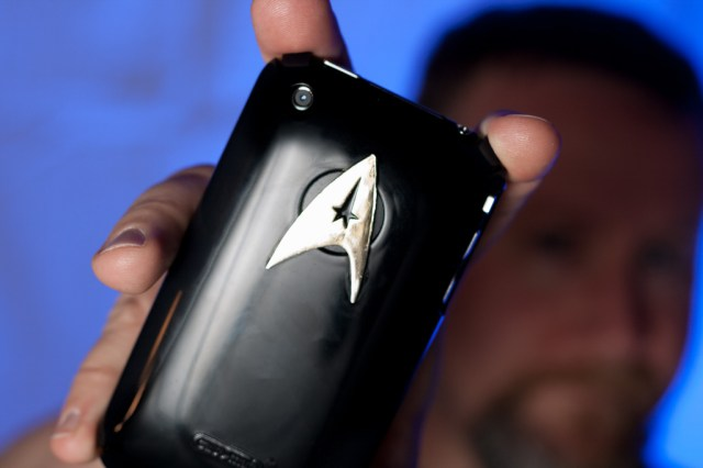 Star Trek iPhone