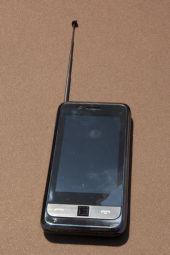Cualquier parecido con un Samsung Omnia es pura casualidad