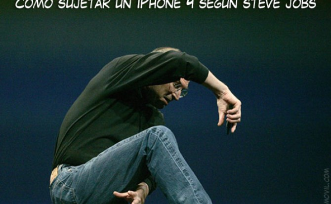 ¿Tanto drama porque el iPhone 4 pierde señal?