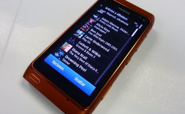 Probamos el nuevo Nokia N8 en Gizmóvil