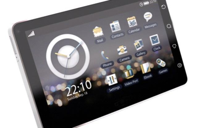 Olive Pad VT100: nueva tablet llega a la India, pero yo creo que es un smartphone gigante