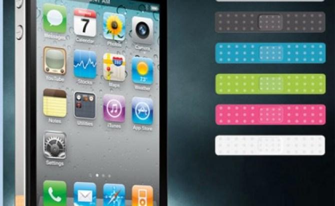 iBand Aid: Una tirita que curará a tu iPhone 4