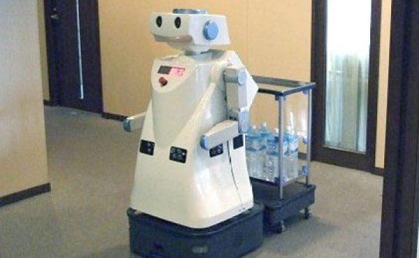 MKR-003: Robot que llevará tus medicinas
