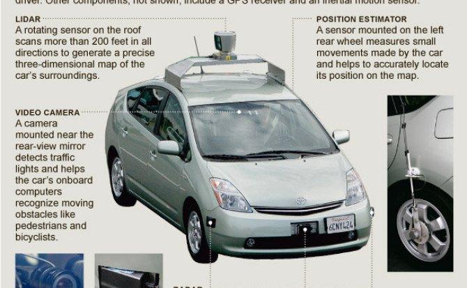 Ha tenido que llegar Google para que los coches se autoconduzcan