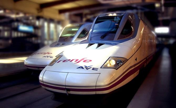 Wi-Fi gratuito en los trenes de Renfe