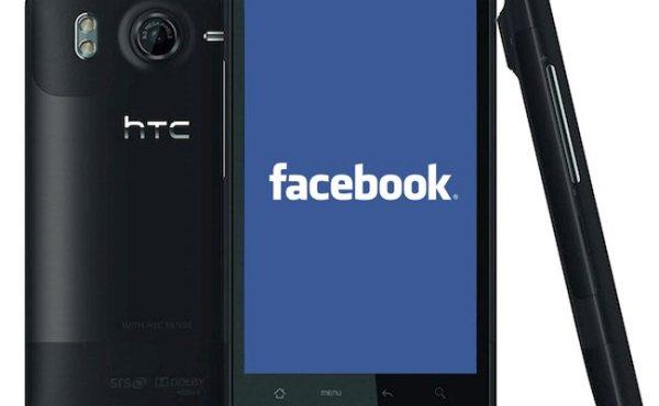 Facebook niega que está fabricando un smartphone junto a HTC