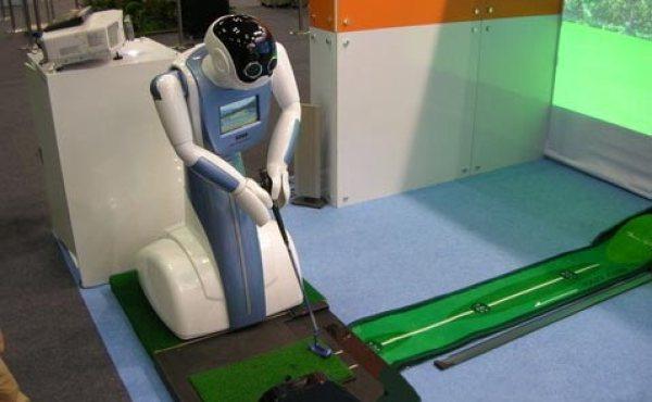 InBirdie: Ya llegó el robot que jugará Golf contigo