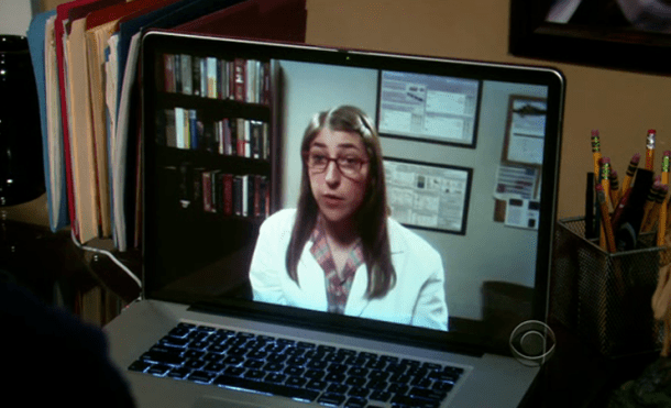 TGIF: Sheldon Cooper se pasó a Mac