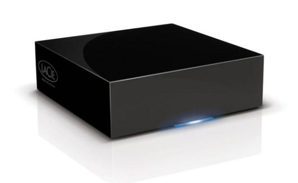 LaCie lanza CloudBox, un disco duro que almacena tus datos y los sube a internet automáticamente