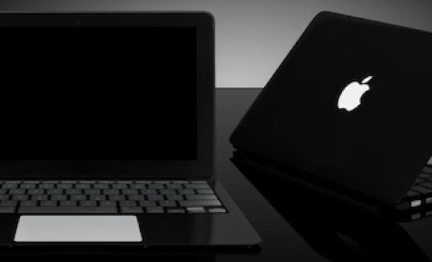 Nueva generación de MacBook Air incluiría versión en negro