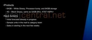 HP TouchPad en blanco para agosto con procesador a 1.5GHz y 4G
