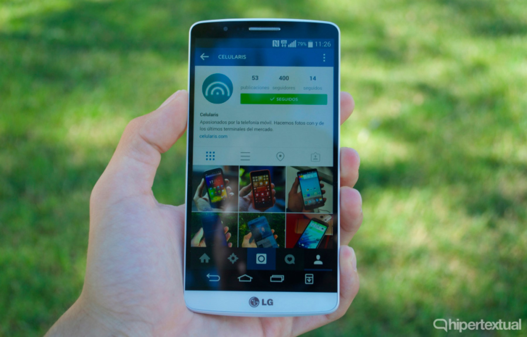 LG G3, análisis a fondo