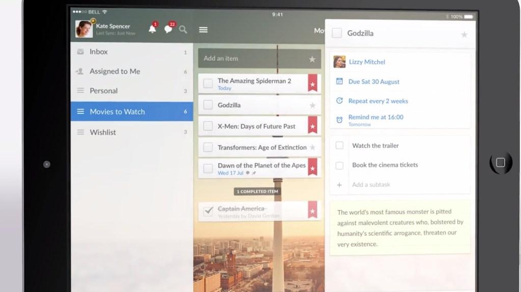 App del día: Wunderlist 3 para iOS y Android completamente renovado