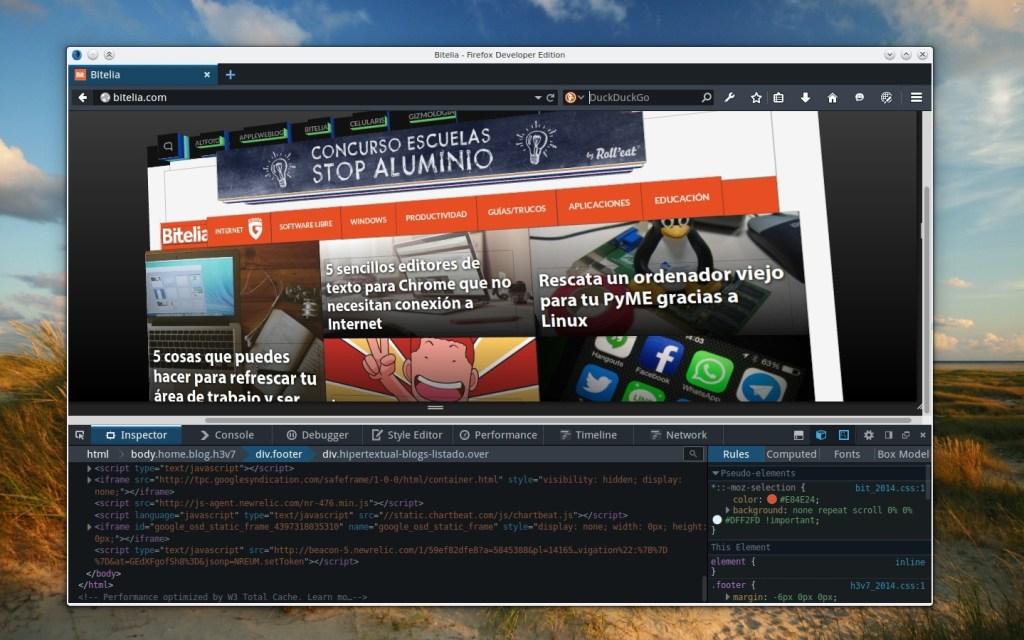 3 trucos para Firefox que reducen el consumo de memoria
