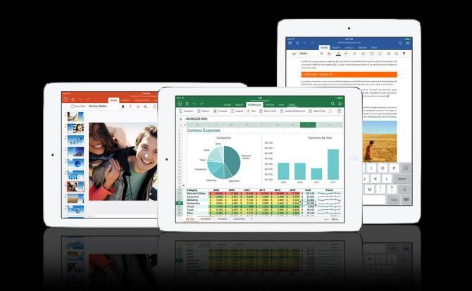 Microsoft lanza Office completamente gratuito para iPhone, iPad y tablets Android