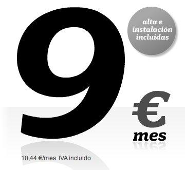 Ono 9 Euros